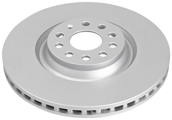 Remschijf voorzijde origineel kwaliteit voor Volkswagen (vw) Passat 1.4 Tsi