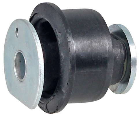 Draagarmrubber achterzijde, links of rechts, onder voor Citroen C5 III 2.0 Hdi 150 / Bluehdi 150