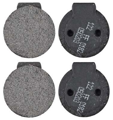 Remblokken voorzijde origineel kwaliteit voor Citroen Bx 11