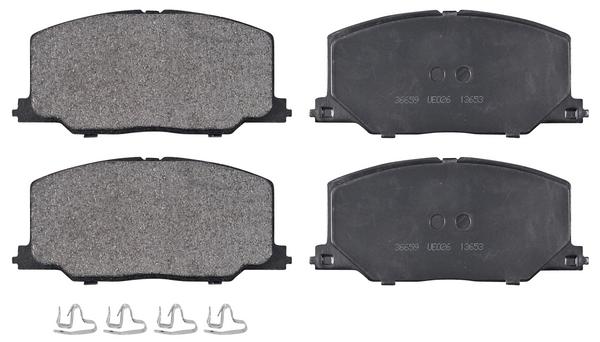 Lexus Es 250 (vzv21_) Remblokken voorzijde origineel kwaliteit