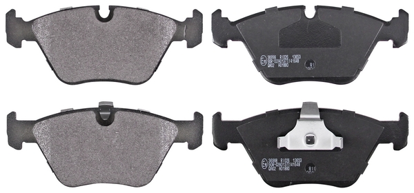 Remblokken voorzijde origineel kwaliteit voor Bmw Z4 Coupe (e86) 3.0 Si