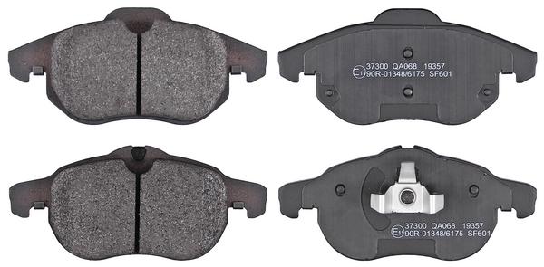 Remblokken voorzijde origineel kwaliteit voor Opel Vectra C 2.0 Dti 16v