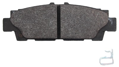 Lexus Es 250 (vzv21_) Remblokken achterzijde origineel kwaliteit