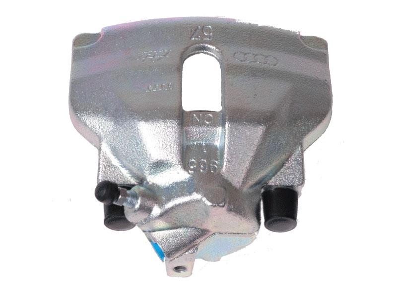 Remklauw voorzijde, links voor Audi A6 Avant 2.0 16v