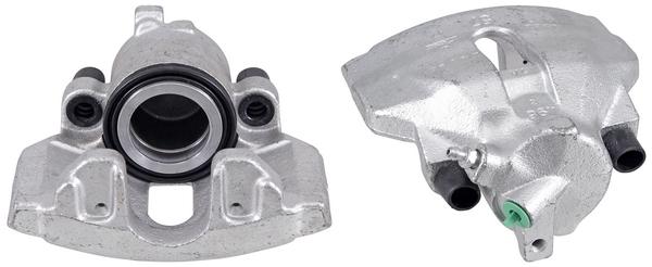 Remklauw voorzijde, links voor Audi A6 Avant 2.6