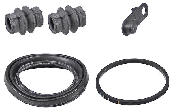 Reparatieset, remklauw voorzijde, links of rechts voor Peugeot 406 Break 2.0 Turbo