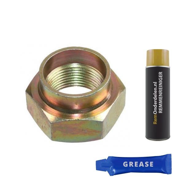 Productafbeelding voor Asmoer, aandrijfas / cardanas voorzijde