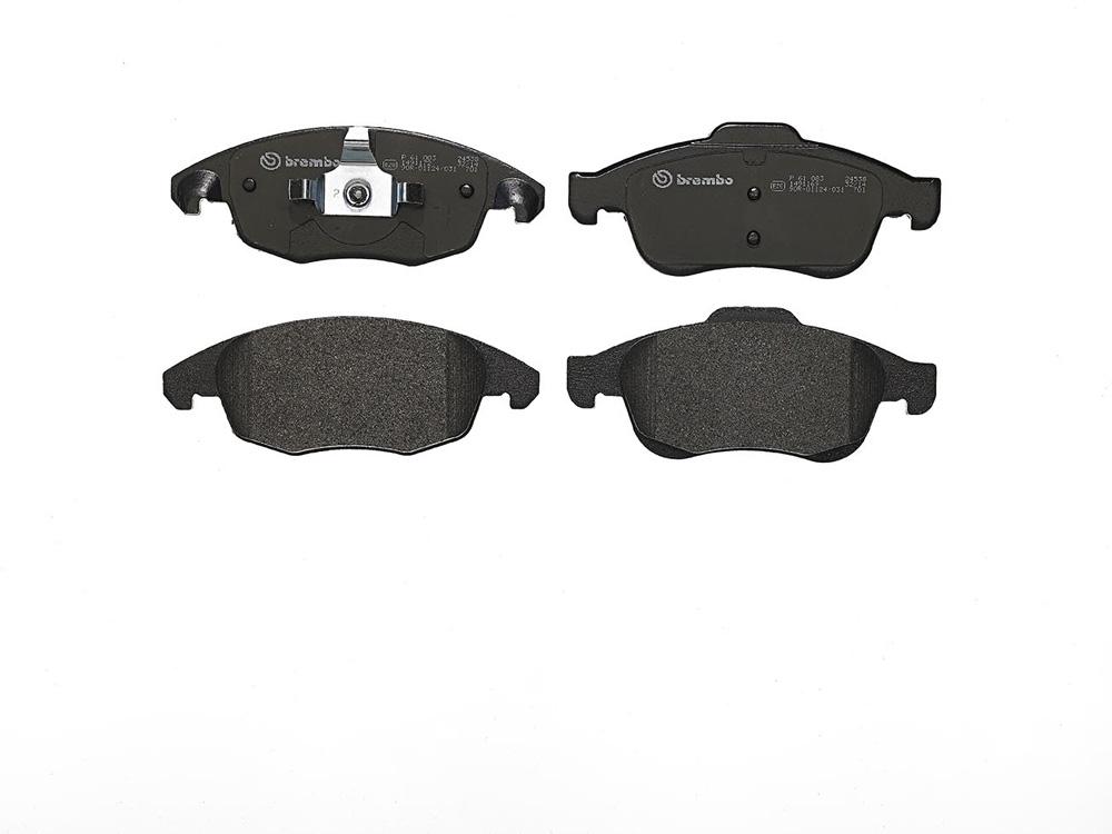 Remblokken voorzijde Brembo premium voor Citroen Berlingo 1.6