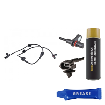 Suzuki   ABS-sensor achterzijde, links of rechts