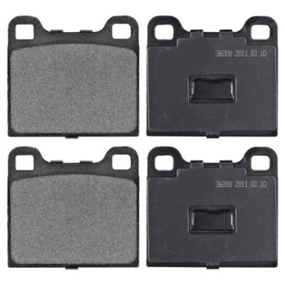 Audi   Remblokken voorzijde origineel kwaliteit