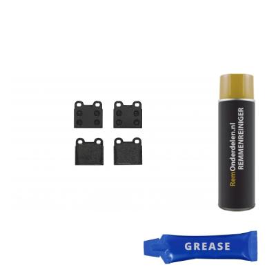 Daf Remblokken voorzijde Brembo premium