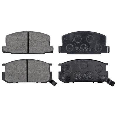 Daihatsu   Remblokken voorzijde origineel kwaliteit
