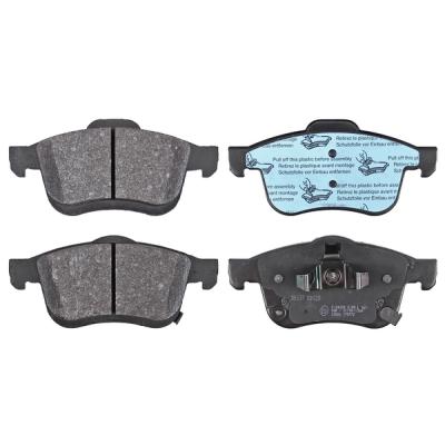 Fiat   Remblokken voorzijde origineel kwaliteit