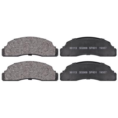 Ford   Remblokken voorzijde origineel kwaliteit