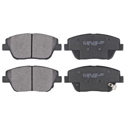 Hyundai   Remblokken voorzijde origineel kwaliteit