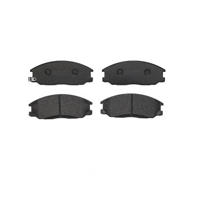 Hyundai Remblokken voorzijde Brembo premium