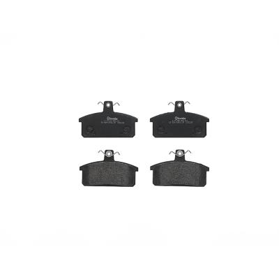 IVeco Remblokken achterzijde Brembo premium