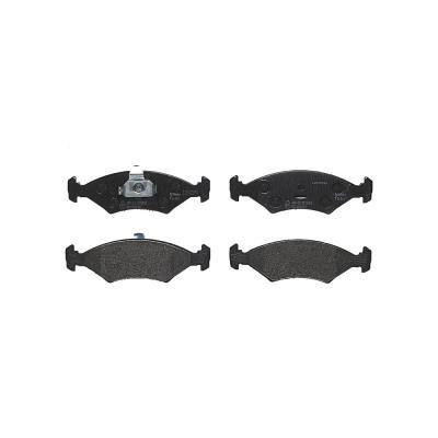 Kia Remblokken voorzijde Brembo premium