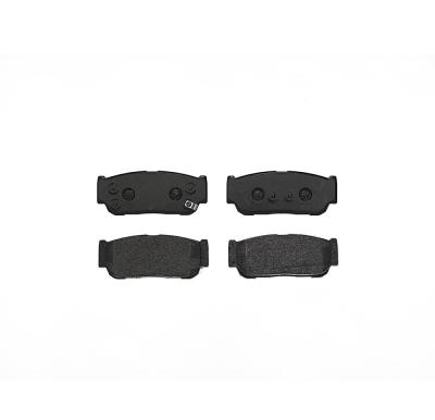 Kia Remblokken achterzijde Brembo premium