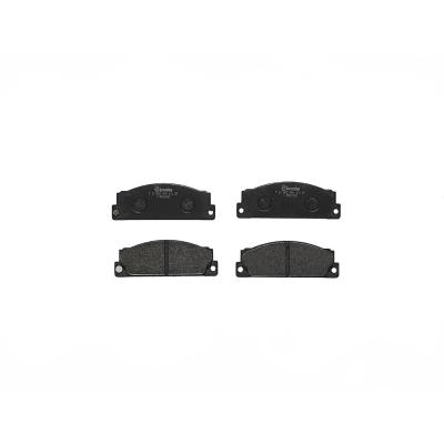 Lancia Remblokkenset voorzijde Brembo premium