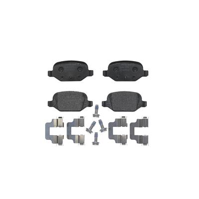 Lancia Remblokken achterzijde Brembo premium
