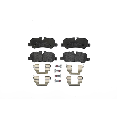 Land Rover Remblokken achterzijde Brembo premium