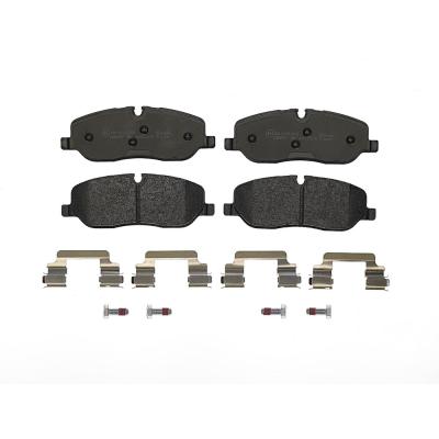 Land Rover Remblokken voorzijde Brembo premium