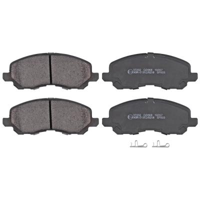 Mitsubishi Remblokken voorzijde origineel kwaliteit
