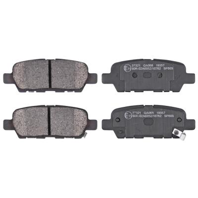 Nissan Remblokken achterzijde origineel kwaliteit