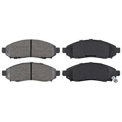 Nissan Remblokken voorzijde origineel kwaliteit