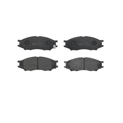 Nissan Remblokken voorzijde Brembo premium