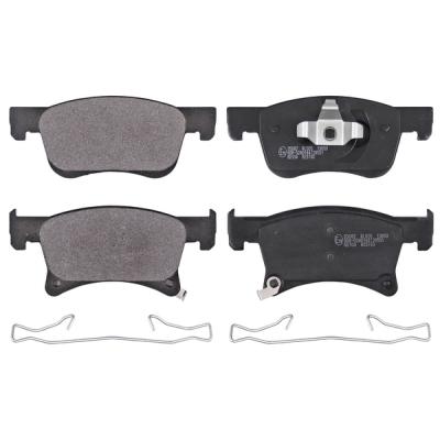 Opel   Remblokken voorzijde origineel kwaliteit