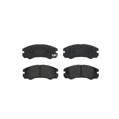Opel   Remblokken voorzijde Brembo premium