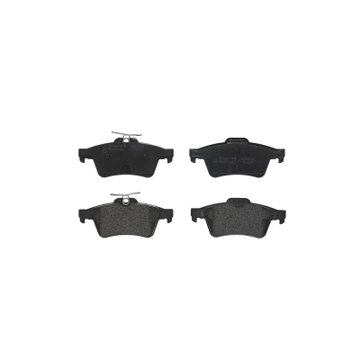 Peugeot Remblokken achterzijde Brembo premium