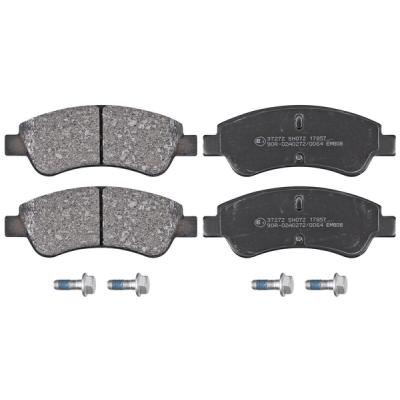 Peugeot   Remblokken voorzijde origineel kwaliteit