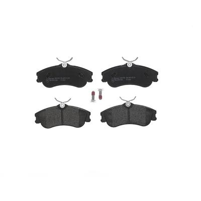 Peugeot   Remblokken voorzijde Brembo premium
