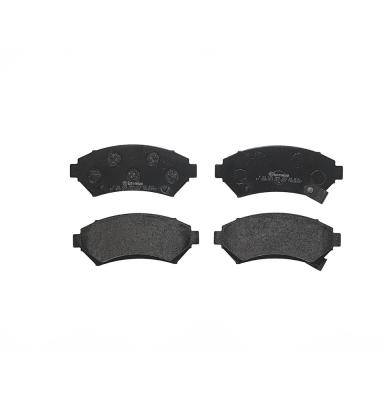 Pontiac Remblokken voorzijde Brembo premium