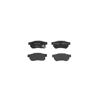 Rover Remblokken achterzijde Brembo premium
