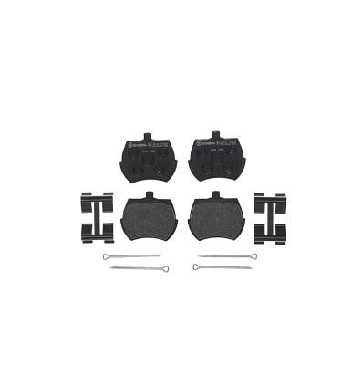 Rover Remblokken voorzijde Brembo premium