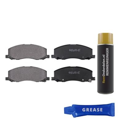 Saab Remblokken voorzijde origineel kwaliteit