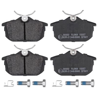 Smart   Remblokken achterzijde origineel kwaliteit