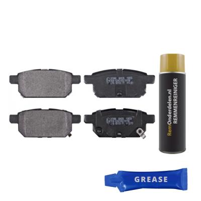 Suzuki   Remblokken achterzijde origineel kwaliteit