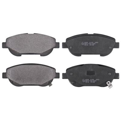 Toyota   Remblokken voorzijde origineel kwaliteit