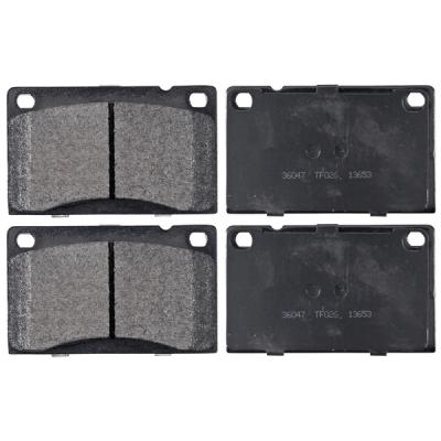 Volvo Remblokken voorzijde origineel kwaliteit
