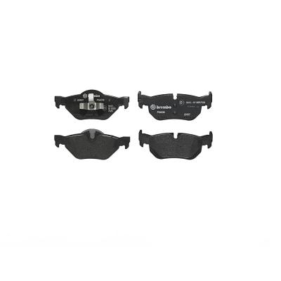 Bmw 3 (e90) 320 Si Remblokken achterzijde Brembo premium