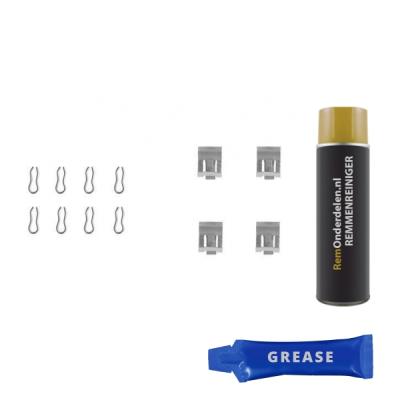 Lancia Remblok-montageset voorzijde