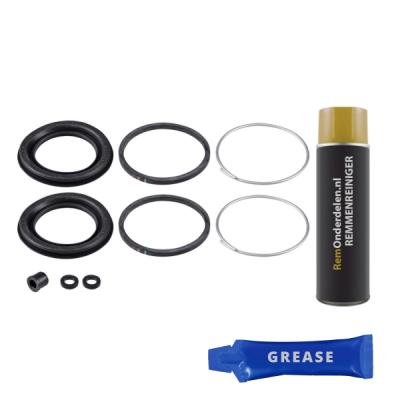Saab   Reparatieset, remklauw voorzijde, links of rechts