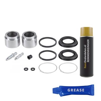 Volvo Reparatieset, remklauw achterzijde, links of rechts