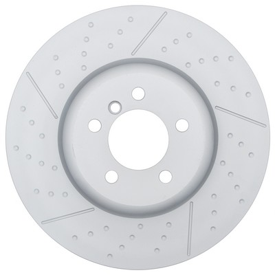 Bmw 3 Gran Turismo (f34) 335 D Xdrive Remschijf voorzijde origineel kwaliteit