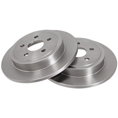 Chrysler Remschijf achterzijde origineel kwaliteit